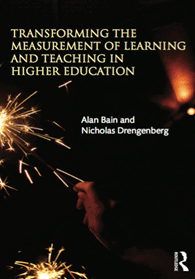 Book Cover: Transforming the Measurement of Learning and Teaching in Higher Education