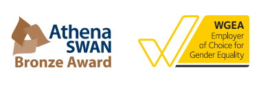Athena Swan Bronze Award and WGEA Employer of Choice for Gender Equality