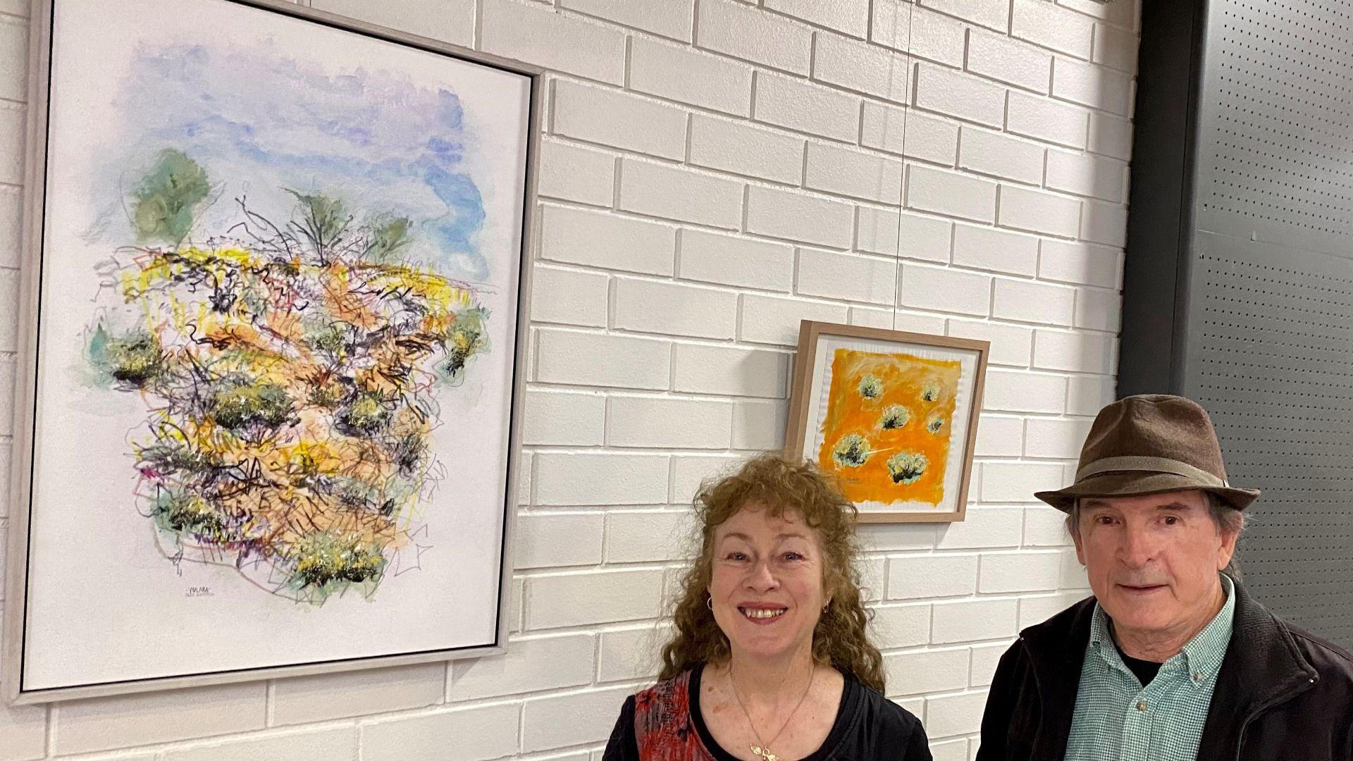 New art exhibition open at Charles Sturt in Dubbo