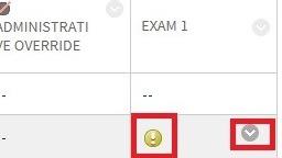 exam attempts