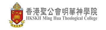 Ming Hua Theological College