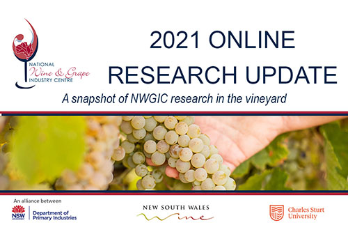 Watch the NWGIC research update