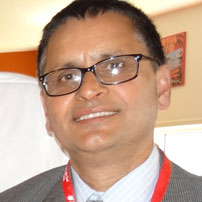 Professor Kishor Sharma
