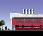 Proposed new academic offices at CSU Albury-Wodonga Campus. Image courtesy Wayne McPhee Architects