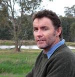 CSU social researcher, Dr Rik Thwaites
