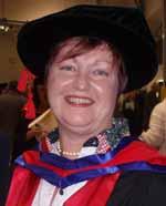CSU's Dr Louise Brown