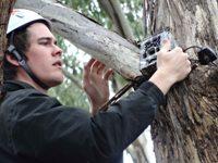 Installing a camera