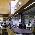 Albury Wodonga Library Ask Us desk