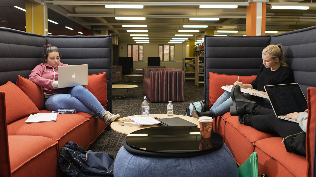 Group study couches