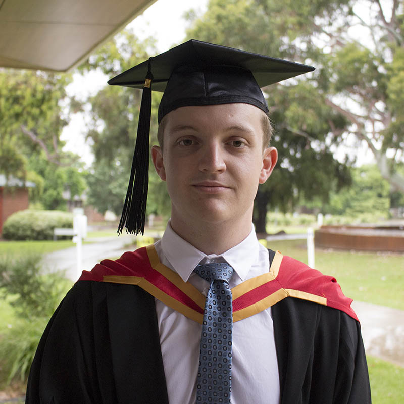 Andrew Carlyon – Bachelor of Animal Science