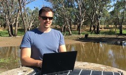 Liam Grimmett – Master of GIS and Remote Sensing
