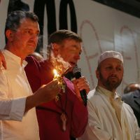 Support for Muslim community in wake of terrorist attack