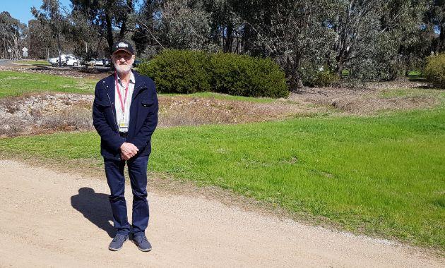 Albury's footpath network under microscope: Charles Sturt study