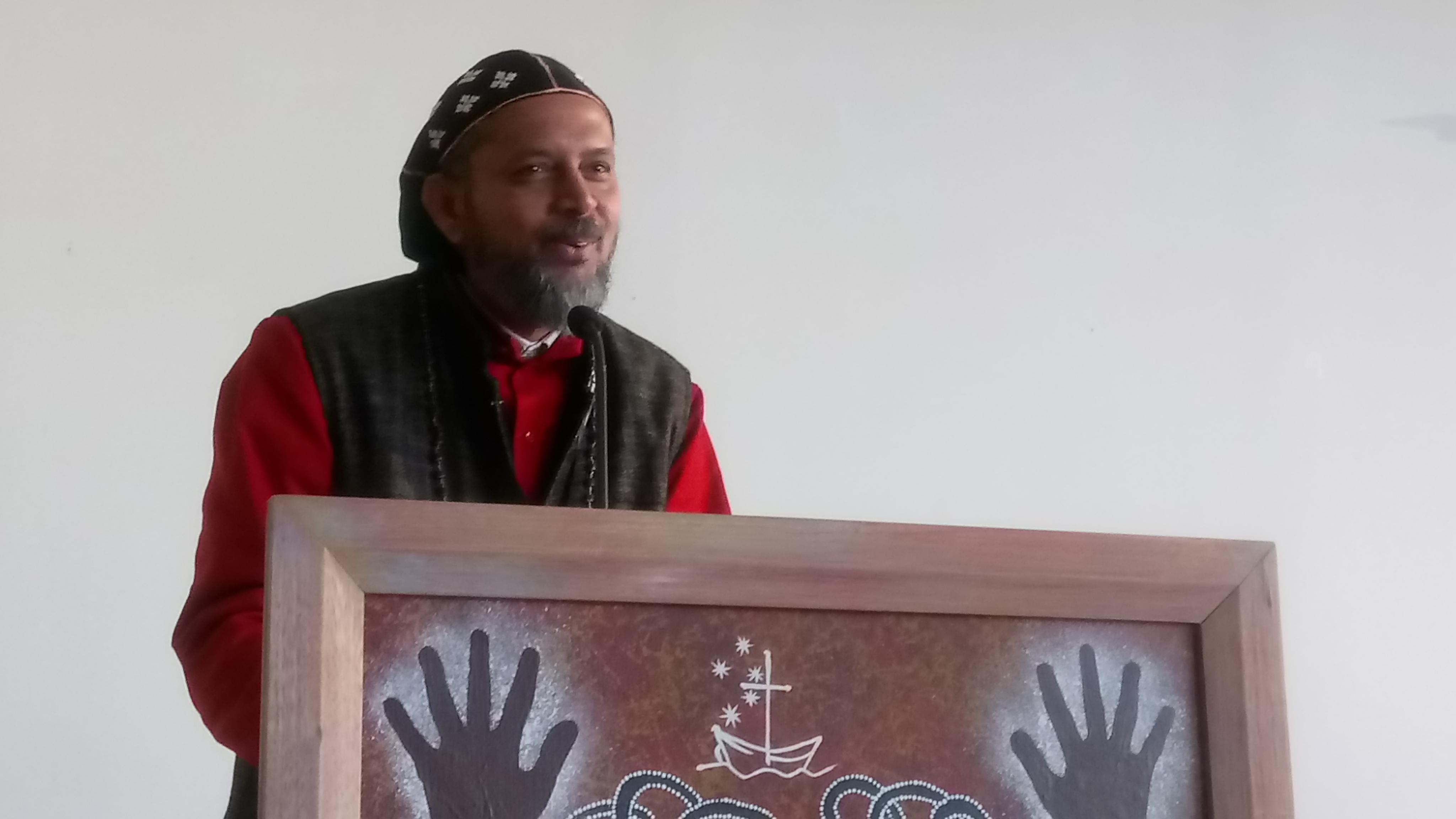 Guest Speaker, Bishop George Coorilos