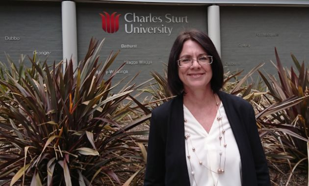 Charles Sturt's Deputy Vice-Chancellor (Students) breaking down gender barriers