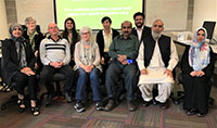 Members of the Pakistan Groundwater project