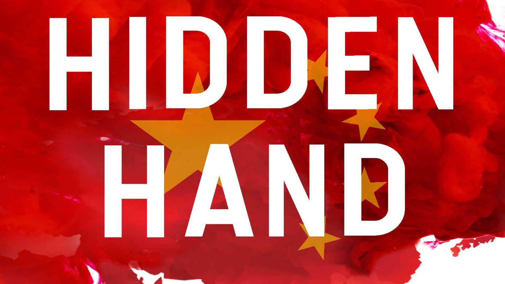 New book 'Hidden Hand' describes China's threat to democracy