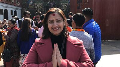 Dr Sunita Pandey