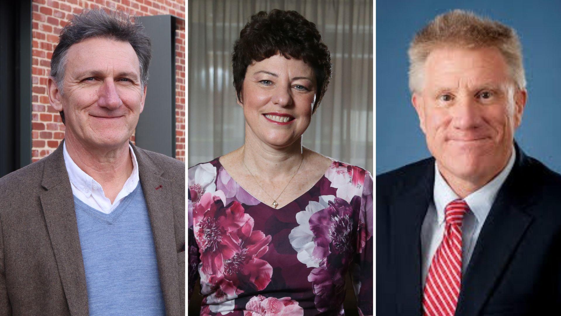 Three Charles Sturt researchers named Australian leaders in their fields