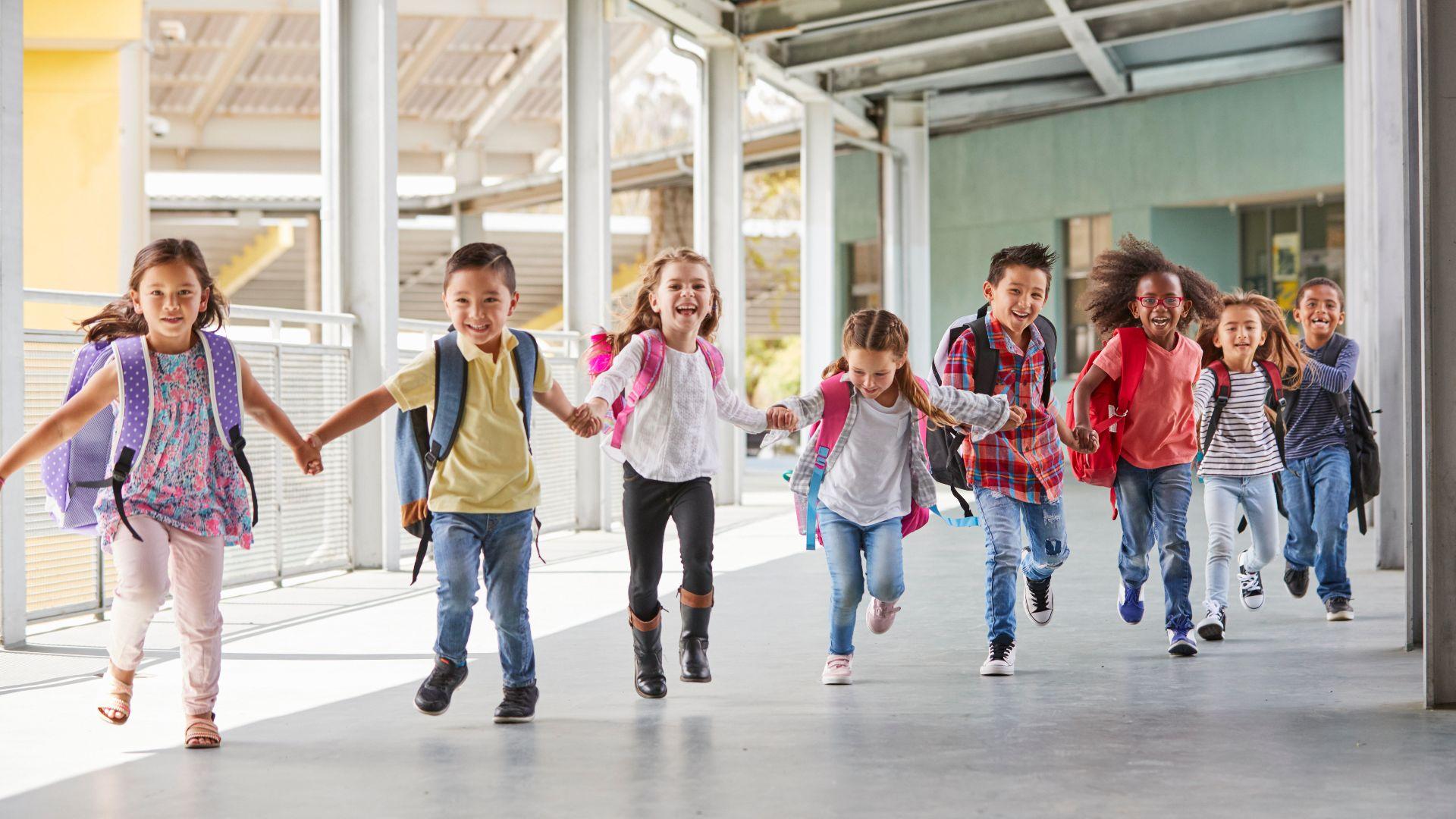 When do children learn speech sounds?
