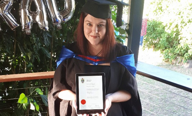 Young Intelligence Practitioner Award to Charles Sturt graduate