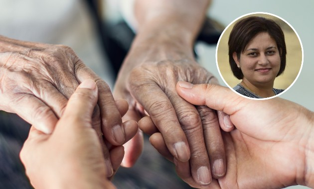A stronger, culturally aware voice is needed in palliative care