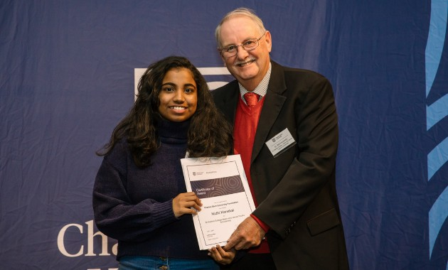 From Bangalore India to Wagga Wagga, scholarship allows student to pursue her dream career
