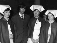Director of CSU's Djirruwang Program Mr Wayne Rigby was one of the first men in NSW to graduate from nursing at Goulburn Base Hospital in 1973.
