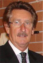 Associate Professor Rod McCulloch, Head of CSU's School of Communication