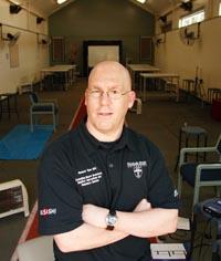 CSU's Dr Stephen Bird
