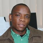 CSU PhD student Mr Buyani Thomy
