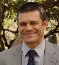 Professor Andrew Vann, Vice-Chancellor and President of CSU