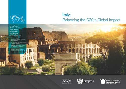 Italy Global Impact