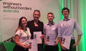 EWB Challenge winners 2016