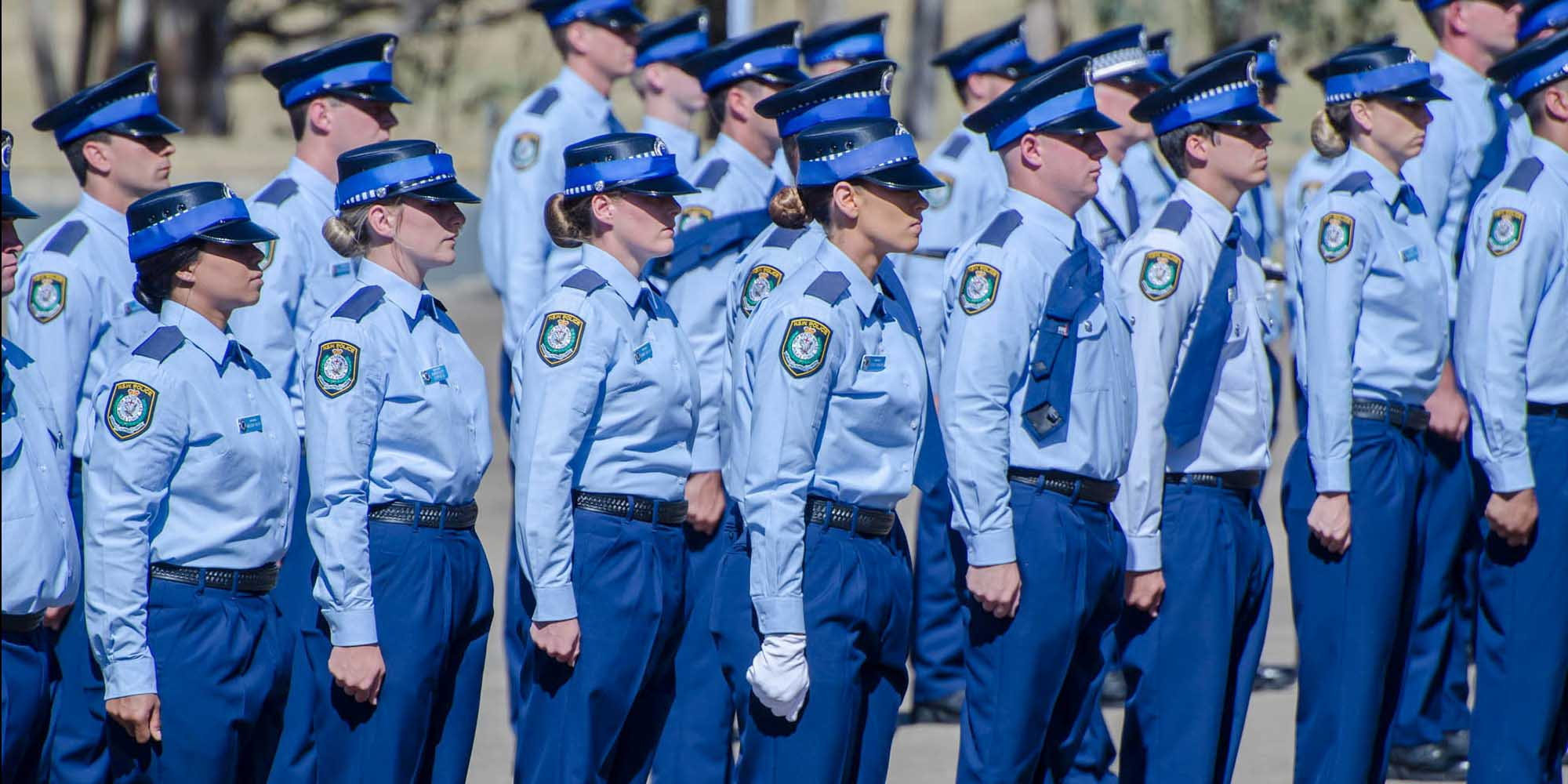 Associate Degree in Policing Practice