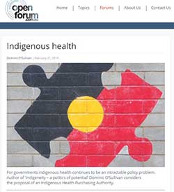 The Conversation - Indigenous Health