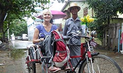 Putting sustainable tourism on the map in Myanmar