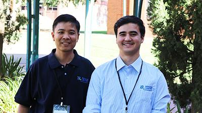 Hoang Han Nguyen and Javier Atayde