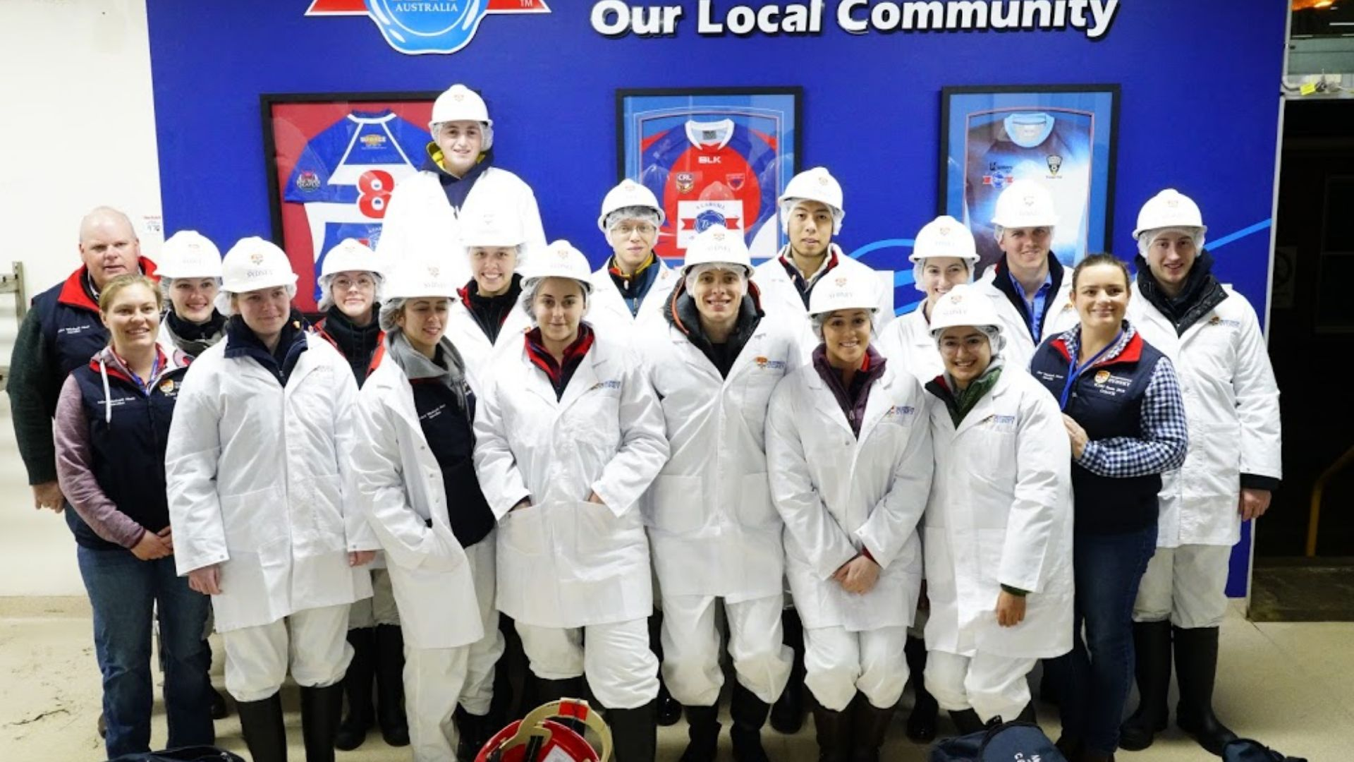 Charles Sturt University hosts 30th Intercollegiate Meat Judging conference
