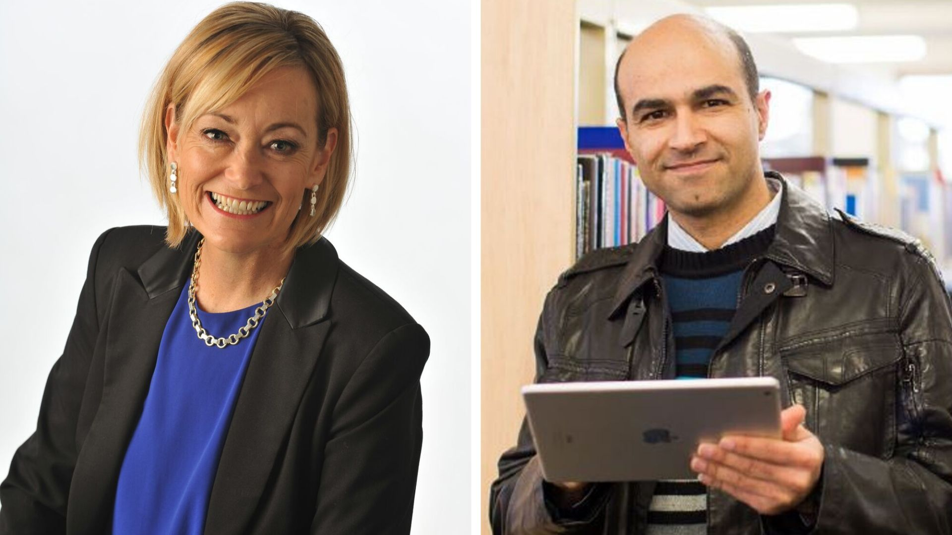Two of the best: Charles Sturt researchers acknowledged as national leaders