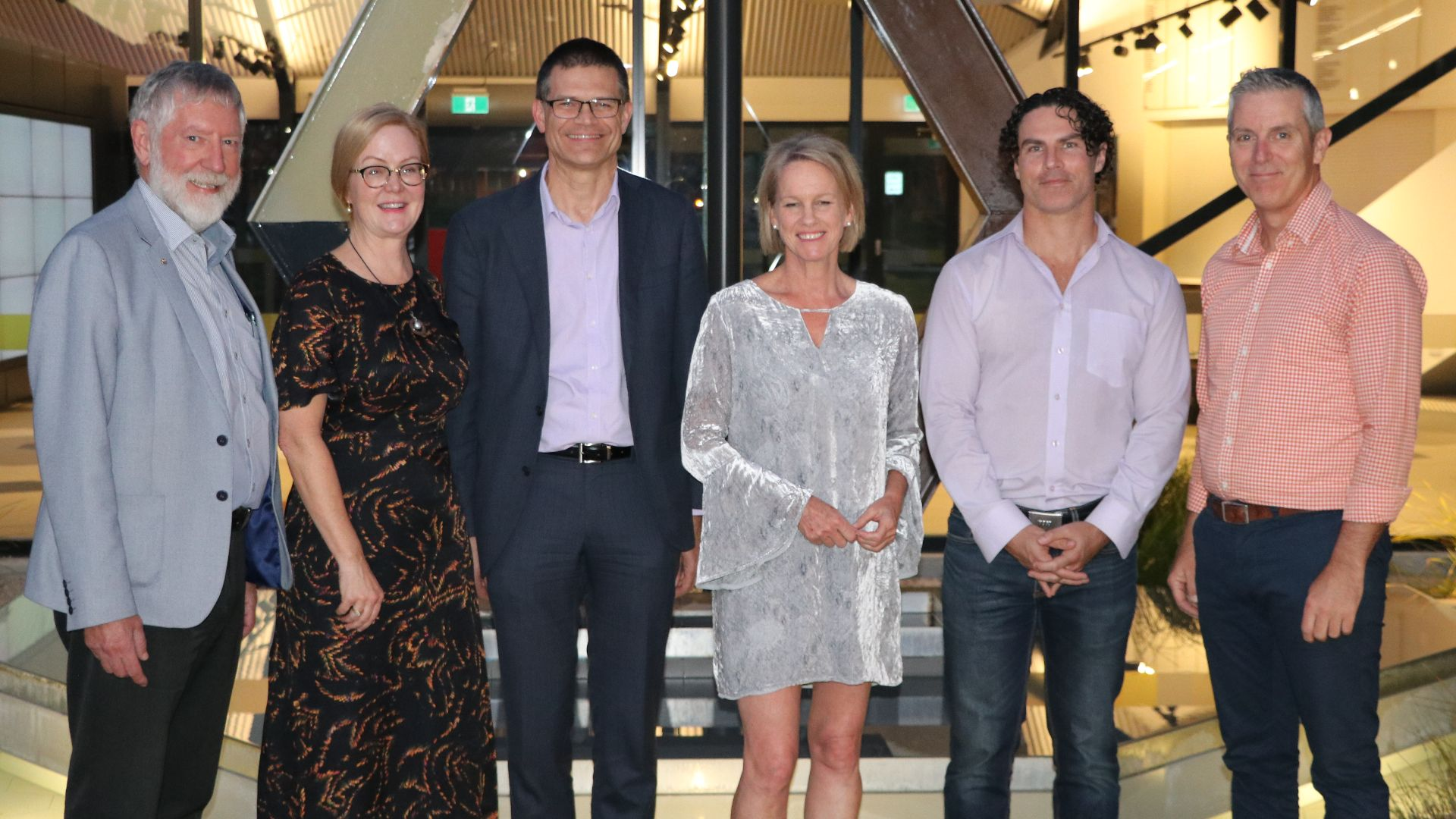 Strategic Advisory Committee holds meeting in Bathurst to discuss University's future vision