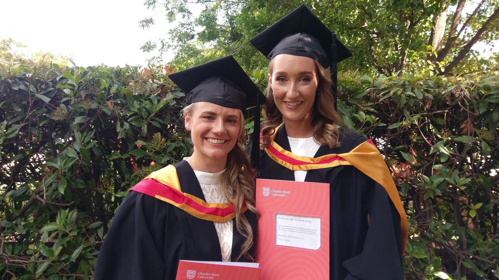 New generation of dentists graduate from Charles Sturt in Orange