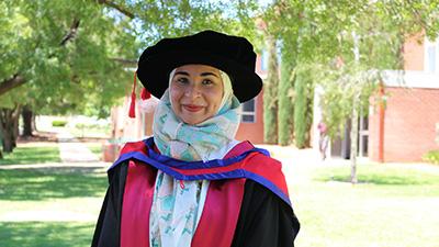 Dr Doaa Hanafy