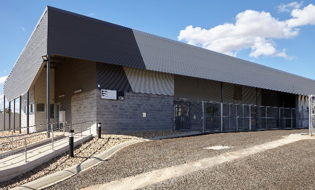 Charles Sturt Equine Isolation Facility in Wagga Wagga ready for use