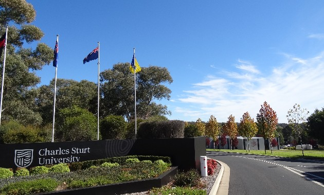 Statement from Charles Sturt University Vice-Chancellor Professor Andrew Vann