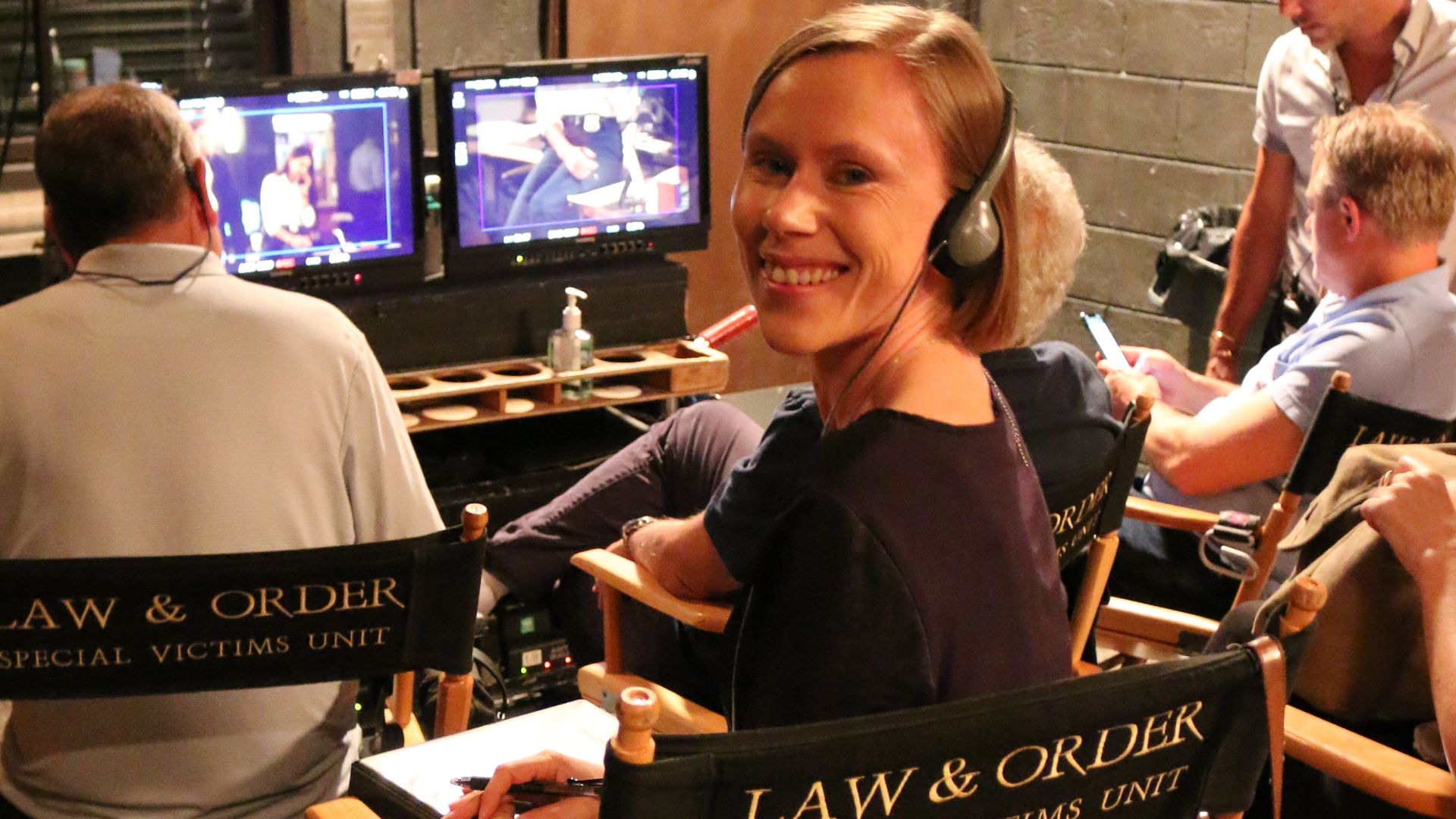 Charles Sturt alumna's path to writing for Law and Order: SVU and the opportunities in between