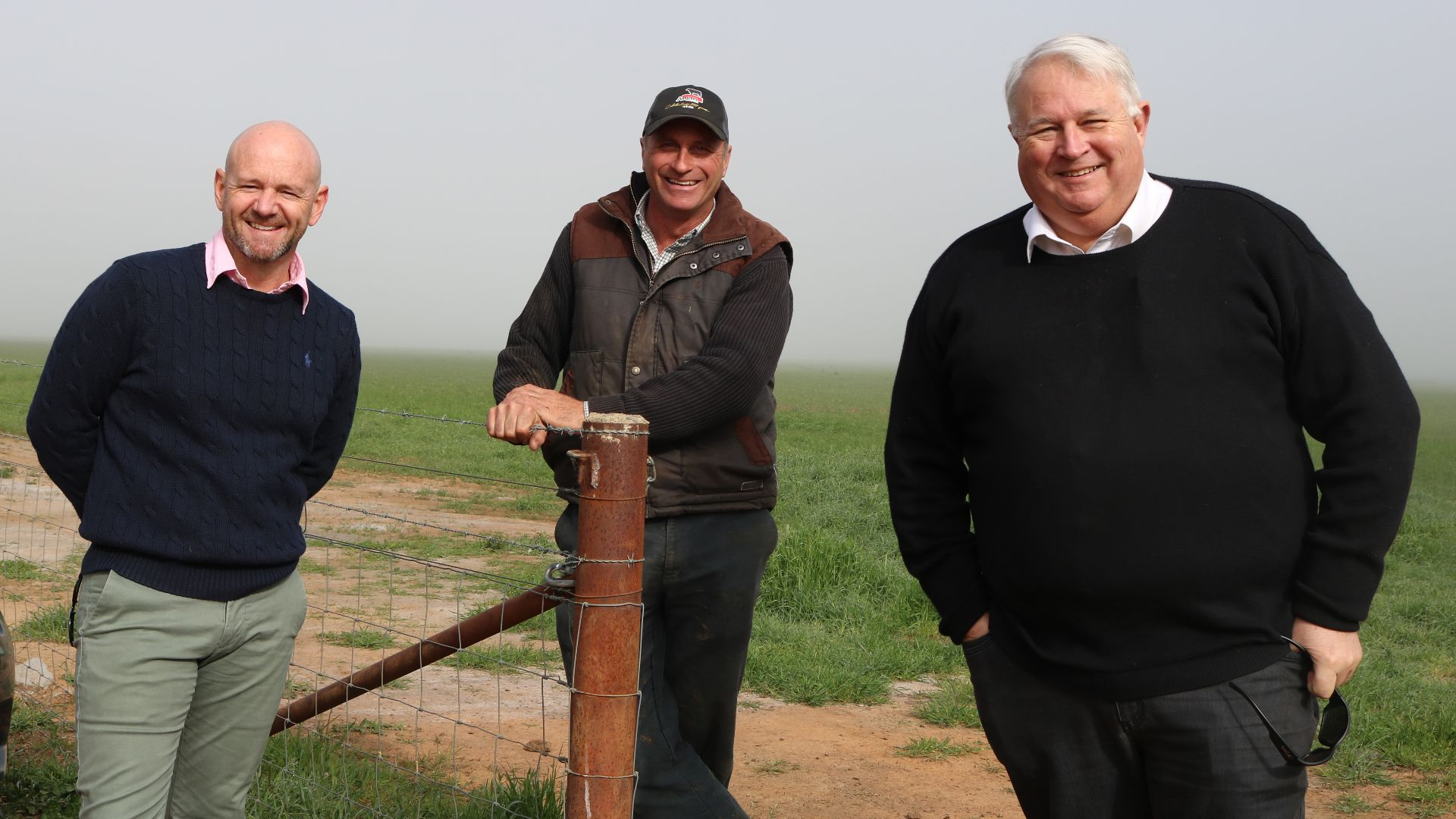 Charles Sturt hosts delegates from Department of Agriculture, Water and the Environment