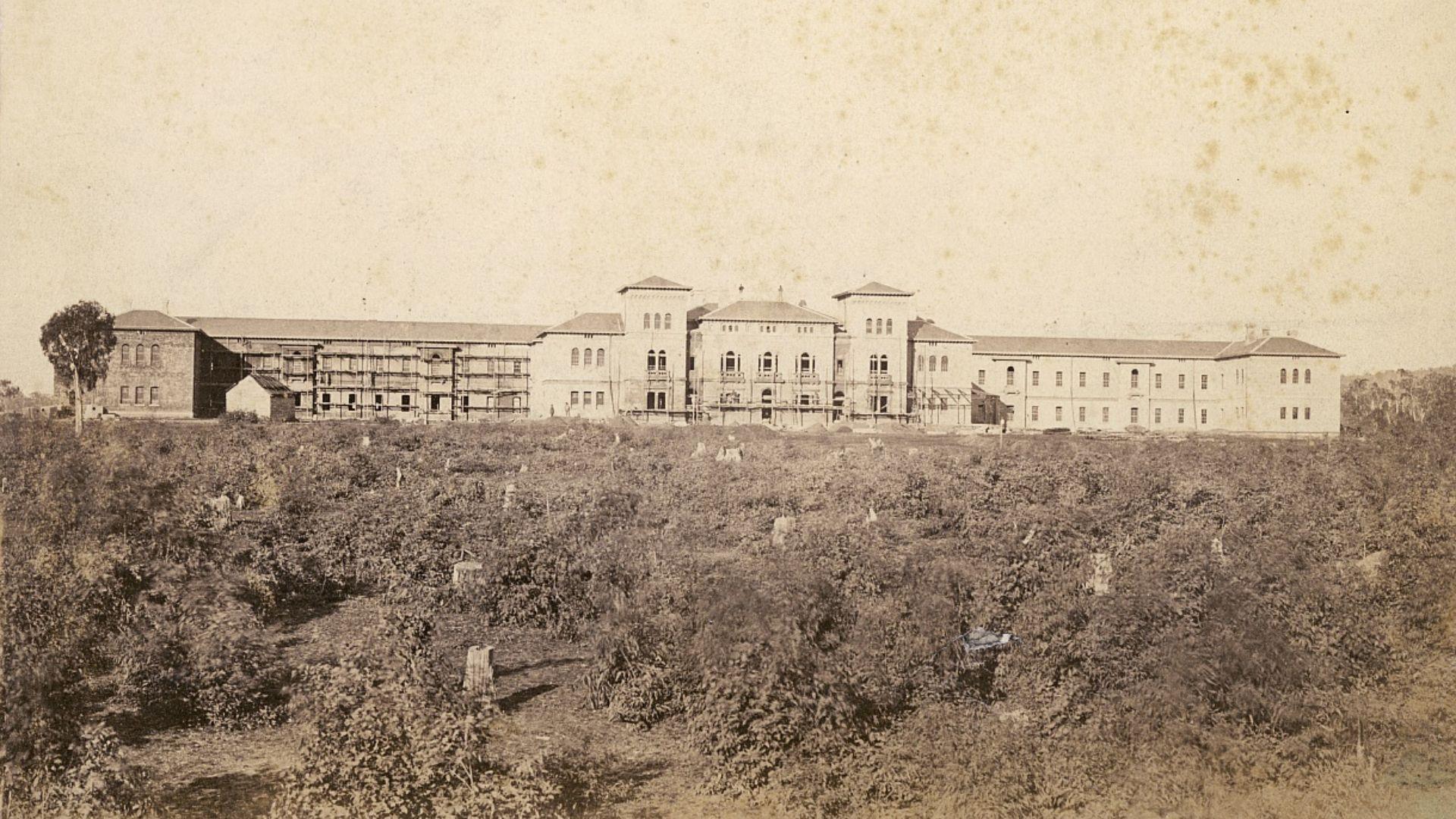 The historic lunatic asylum still relevant to regional Victoria today