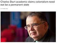 Colonialism need not be a permanent state
