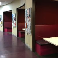 24/7 Learning Commons study booths thumbnail